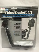 Sima Video Bracket 1/t | Video Accessory | Mounting Bracket with Tilt Head NIP