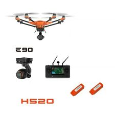 Yuneec H520 With E90 Camera, Controller, Batteries