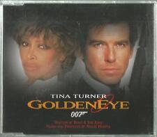 a -1 Maxi CD Tina Turner Golden Eye 007