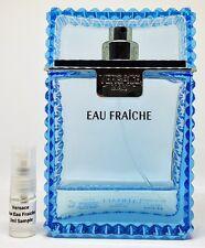 Versace Man Eau Fraiche 2ml Sample FREE P&P