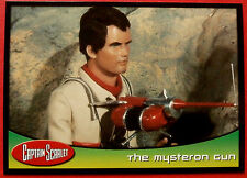 CAPTAIN SCARLET - Card #41 - The Mysteron Gun - Cards Inc. 2001
