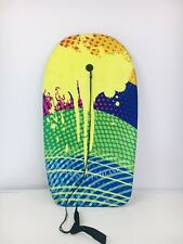 """Michael Searle Surf Board Skimboard Skim Surfing Abstact Ankle Straps 32"""""""