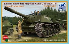 Bronco 1/35 Su-152 (KV-14) Late Production Heavy Self-propelled Gun # CB35109