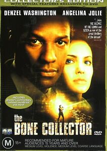 227A NEW SEALED THE BONE COLLECTOR COLLECTOR'S EDITION DVD Region 4