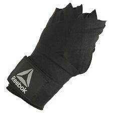 Reebok Combat Handwrap Mens Gloves Crossfit Sport Speedwick Osfm Black Cd1375