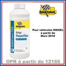 Serine Bardahl 1 Litre FAP - Eolys Powerflex - BLEU - HDI - 2002 à 2010 Cerine