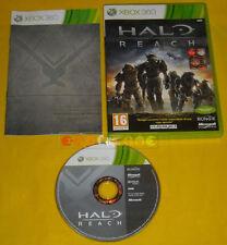 HALO REACH XBOX 360 Versione Ufficiale Italiana •••• COMPLETO