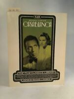 Curtiz's Casablanca. The film classics library. Anobile, Richard J.: