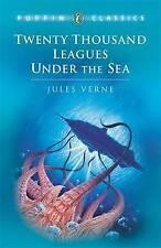 Veinte mil leguas bajo el mar (Puffin Classics), Verne, Jules, Libro Nuevo