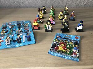 LEGO MINIFIGURES SERIE 5 - 14/16 Figurines