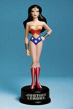 JUSTICE LEAGUE ANIMATED SERIES: WONDER WOMAN MINI MAQUETTE  DC DIRECT