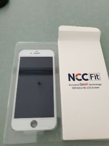 DISPLAY LCD +TOUCH PER IPHONE 7 plus BIANCO NCC FIT COME ORIGINALE!! top!!