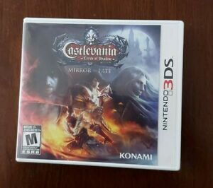 Castlevania: Lords of Shadow - Mirror of Fate (Nintendo 3DS, 2013)
