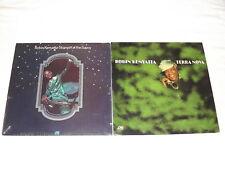 "(2) SEALED LP's - Robin Kenyatta ""Stompin' At The Savoy"", ""Terra Nova"" 70's Jazz"