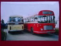 PHOTO  EASTERN COUNTIES BUS LS829 REG APW 829B & RS658 KVF 658F