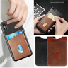 Sticker Accessory Universal Wallet Case Card Holder Cellphone Pocket Bag Pouch