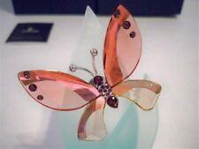 Swarovski Crystal Paradise Azua Butterfly 719182 Retired Bnib Coa