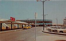KANSAS CITY MO 1961 North Terminal Bldg @ Kansas City Municipal Airport rl452