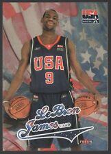 2004 FLEER USA #NNO LEBRON JAMES