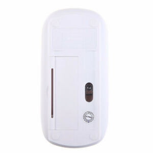 1600 DPI USB Optical Wireless Computer Mouse 2.4G Receiver Super Slim Mouse For