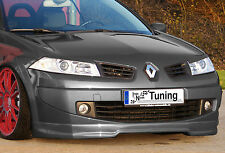 Design Frontspoiler für Renault Megane 2 Phase 2 M,Coupé Cabriolet Grandtour