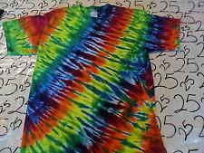 Medium- NWOT Custom Tye Dye Screen Print Ready T- Shirt