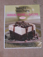 Weight Watchers Annual Recipes for Success 2005