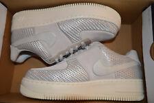 New Nike Womens Air Force 1 Upstep PRM Athletic Shoes 917590-001 sz 7 Platinum