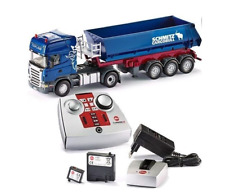 SIKU CONTROL 1:32 SCALE SCANIA R620 WITH TIPPING TRAILER 6725