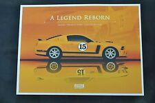 Parnelli Jones Mustang Poster 24x36