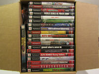 Lot of 20   Used Ps2 Games Very Good Condtion  Free Shipping Lot eight