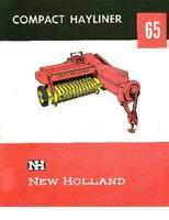 New Holland Balers Service - Operators Manuals Selection Digital