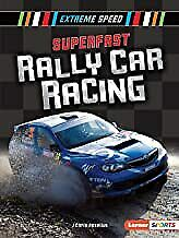 Superfast Rally Car Racing (Extreme Speed (Lerner ª Sports)) BOOK(PAPERBACK)