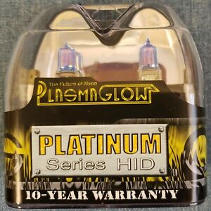 Pair H3 12v 85w Xenon/Krypton Platinum Series Automotive Bulbs
