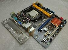 Genuine Asus M2N68-AM SE2 REV. 2.01G AMD Socket AM2 Motherboard with Backplate