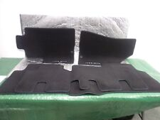 Kia Sorento Floor Mats 2011 2012 Black 4 Piece Set OEM 1UF14AB500