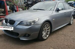 BMW 535D M SPORT 3.0 AUTO 2006  OSF WINDOW  BREAKING SPARES