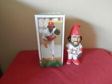 Bruce Sutter Garden Gnome St Louis Cardinals Hall of Fame SGA 4/28/17