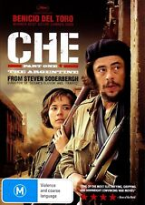 Che - Part 1 The Argentine (2008) DVD Benicio Del Toro, Ryan Gosling - NEW