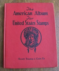 Scott 1934 The American Album For United States Stamps Used