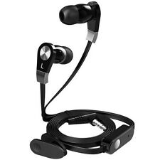Langsdom Headphones Earphones In-Ear for Samsung iPhone iPod iPad HTC LG ZTE Mi