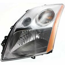 For Sentra 07-09, Driver Side Headlight, Clear Lens