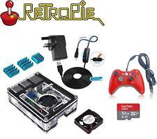 Retropie Pi 3 Model B+ Raspberry Pi Games Arcade Console USB 32GB & Controller