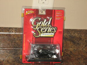 Johnny Lightning 1965 Chevy Impala SS Gold Series Muscle Cars 1/5000 '65
