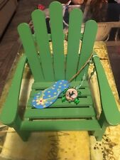 Chair For An 18� Doll