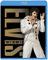 NEW ELVIS PRESLEY-ELVIS - THAT'S THE WAY IT IS-JAPAN BLU-RAY