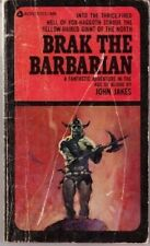 Brak the Barbarian John Jakes Paperback