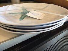 New listing Sigrid Olsen Melamine Dinner Plate Set Nwt
