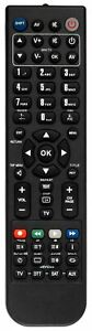Replacement remote for ROTEL RR-AX1400 A14