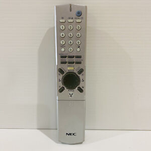 Genuine NEC Remote Control RD-D50 Silver Tested